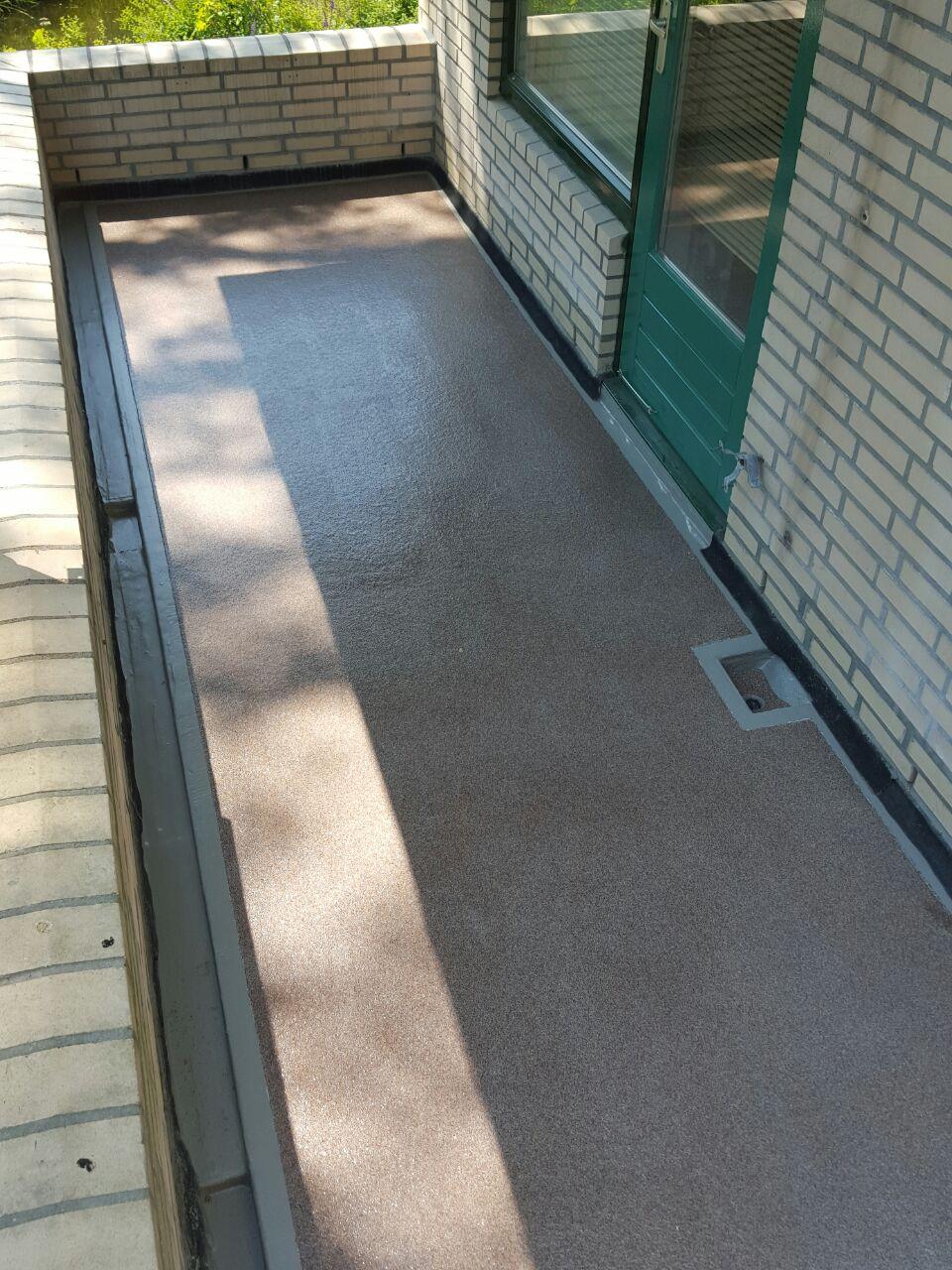 flat balkon antislip